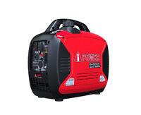 A-iPower 2000 Watt Portable Inverter Generator Super Quiet Gas Powered CARB/EPA