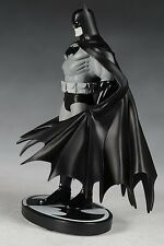 Batman DC Comics Black White George Perez Mini Statue New From 2008