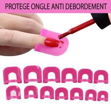 Vernis à ongle anti débordement 26 pièces propres sans bavure manucure nails art
