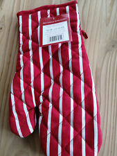 RED SINGLE QUILTED OVEN GLOVE