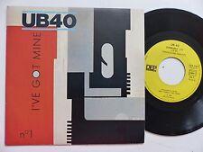 UB 40 I've got mine 105223  FRANCE   RRR