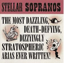 STELLAR SOPRANOS CD - Various Artists 18 tracks ABC NEAR NEW