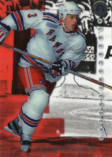 1999 IN THE GAME HOCKEY KIM JOHNSON CARD NUMBERED /1000