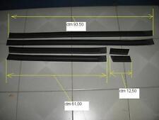 modanatura laterale adesiva porte per vw golf 1a serie.