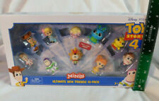 New Toy Story 4 Ultimate New Friends 10 Pack Minis Box NIB Disney Figures
