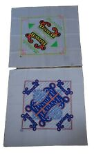 Alabama 1992 and 1993 vintage Country Music Concert Tour Bandana's New