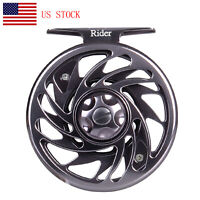 3-4 5-6 7-8 9-10 WT Fly Fishing Reel Super Strong CNC Machined Fly Reel US STOCK