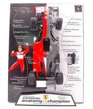 Ferrari 248 F1 Michael Schumacher 2006 Anatomy Of A Champion Elite Limited 1:18