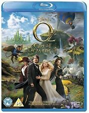 Oz - The Great And Powerful (Blu-ray, 2013)