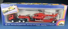 Siku 3719-Ford Cargo + Elicottero SECURITE civile-ESTERO FRANCIA modello