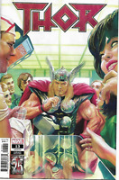 Thor #13 Marvels Variant Alex Ross AARON 2019 COVER C1ST PRINT