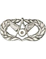 USAF Badge (AF-314A) Basic Civil Engineer No Shine