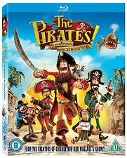 THE PIRATES IN AN ADVENTURE WITH SCIENTISTS - Blu-ray + UV COPY - NEW & SEALED!