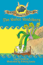 The Sailor Snatchers (Greek Beasts and Heroes)-ExLibrary