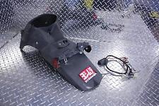 09 SUZUKI DL 650 V-STROM REAR TAIL LICENSE PLATE MOUNT MUD GUARD FENDER DL650