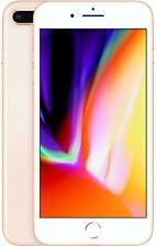 Apple iPhone 8 plus 64gb oro smartphone sin bloqueo SIM-más aceptable estado