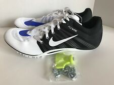 NIKE Flywire Mens Racing Sprint Running Shoes 705373-100 Size 15