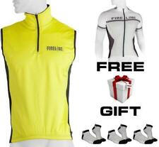 Unisex High Visibility Cycling Jerseys for Adults