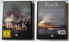 BLACK DER SCHWARZE BLITZ / 4 Teile .. ca.100 Min.DVD TOP