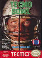 Tecmo Bowl NES Great Condition Fast Shipping