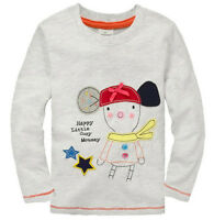 New Cute Girls Long Sleeve Top Size: 18M, 2, 4, 5, 6