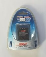 Digipower BP-CNP60 Replacement Li-Ion Battery for Casio NP-60