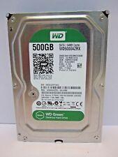 """DISCO DURO HDD WESTERN DIGITAL GREEN WD5000AZRX 3,5"""" 500GB SATA 64MB CACHE"""