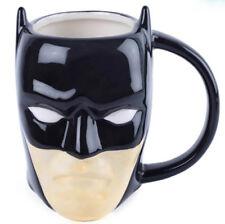 DC BATMAN DRINKING MUG COFFEE TEA CUP KITCHEN LARGE XMAS GIFT STONEWARE 16oz