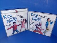 Kid's Dance Party Non-Stop Extended Dance Version For Kids CD Lot B452