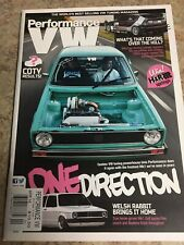 Performance VW Magazine April 2014 PVW VW GTI VR6 1.8T Mk4 Mk1
