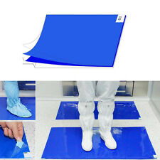 """24x36""""Cleanroom Usage Dust Remover Adhesive Regular Sticky Tacky Mats Disposable"""