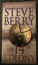 Cotton Malone: The 14th Colony 11 by Steve Berry (2017, Paperback)