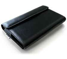 """NEW Magellan Leather Carry Case 7"""" RoadMate & Maestro GPS P/N AN0112SWXXX"""