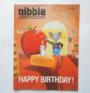 Nibble The Reference For Apple Computing Magazine (1981, Vol 2, Issue 1)