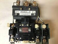 Allen Bradley 709 Cod103 Size 2 Motor Starter With 120 Volt Coil