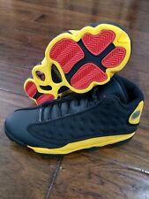 sports shoes 8cf79 0fa11 Nike Air Jordan 13 Retro Melo Class of 2002 Size 11 Black Yellow 414571 035