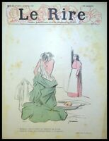 Le RIRE N°63 du 19 Janvier 1896
