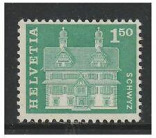 Switzerland Postal History Stamps