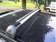ROOF CROSS RAIL BARS  TO FIT DISCOVERY 3 and 4  YT-DS003S - SILVER RAILS