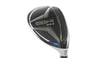 TaylorMade SIM Max 3 hybrid 19° Stiff Right-Handed Graphite #27098 Golf Club