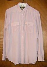Liz Claiborne Blouse / 100% Polyester / Long Sleeves / Reg size 6 / Solid Beige