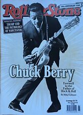 Rolling Stone Magazine Chuck Berry Pink Floyd Gun Kelly Joan Baez Donald Trump