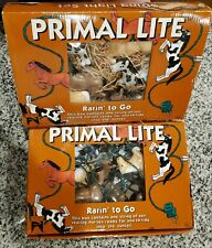 2 Set Horse String Lights Primal Lite 28ft Total Lights Cowboy Pony Vintage 1994
