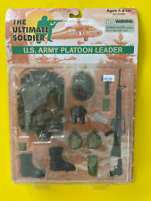 The Ultimate Soldier 1:6 Scale Uniform Set U.S. Army Platoon Leader Mib