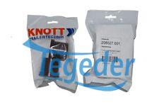 Knott Lagerbuchsensatz  Ø45mm KF7,5 KF13 KF20 Führungslager Gleitlager