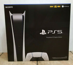 🎮 Sony Playstation 5 Digital PS5 🎮 Brand New ⚡ Fast Shipping! 🚚💨