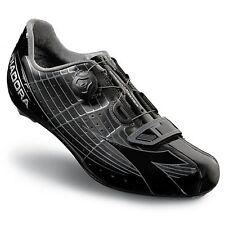 Diadora Speed-Vortex Road/Racer Bike Cycling/Cycle Shoes - Euro 42 - Black