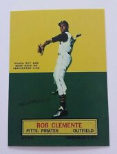 Roberto Clemente Pittsburgh Pirates 1964 Topps stand up RP Baseball Card
