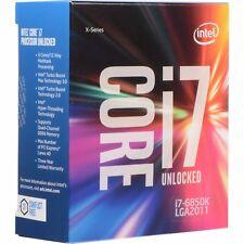 Intel Core i7-6850K Broadwell-E 6-Core 3.6 GHz LGA 2011-V3 140W