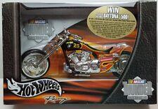 Hot Wheels Racing Nascar Thunder Rides Marines Twin Engine Motorcycle 55728